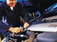 Vehicle Maintenance Service fully equipped workshop providing servicing and repair services